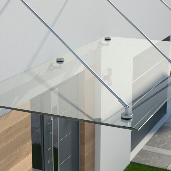 montáž striešky nad dvere Bratislava Profi montáže