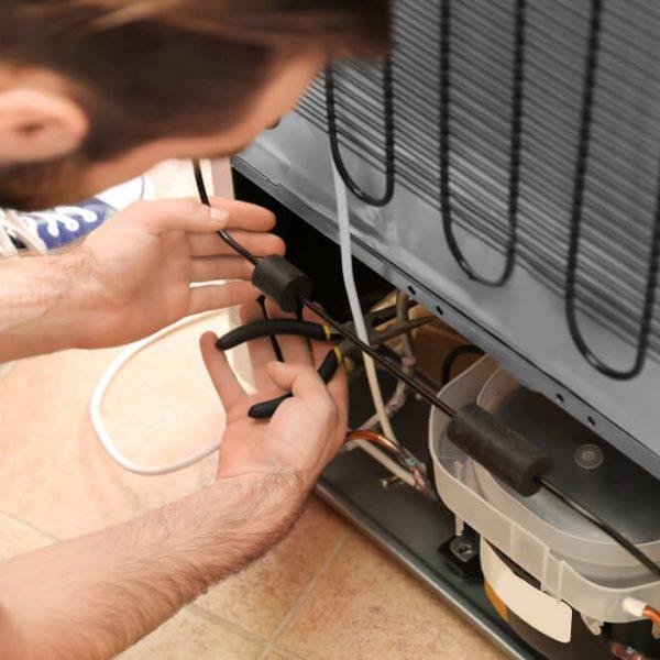 montáž termostatu do chladničky Bratislava Profi montáže