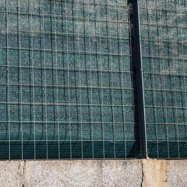 montáž tieniacej clony na plot Bratislava Profi montáže