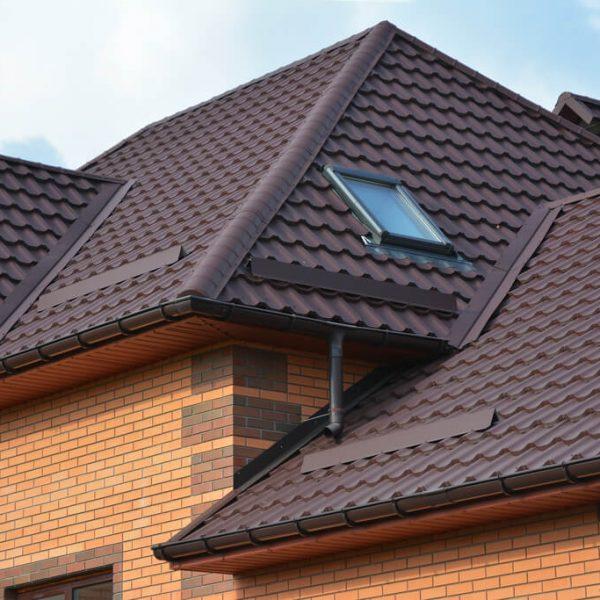 Nárožie strechy montáž Bratislava
