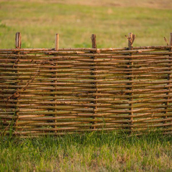 Prútené ploty montáž Bratislava