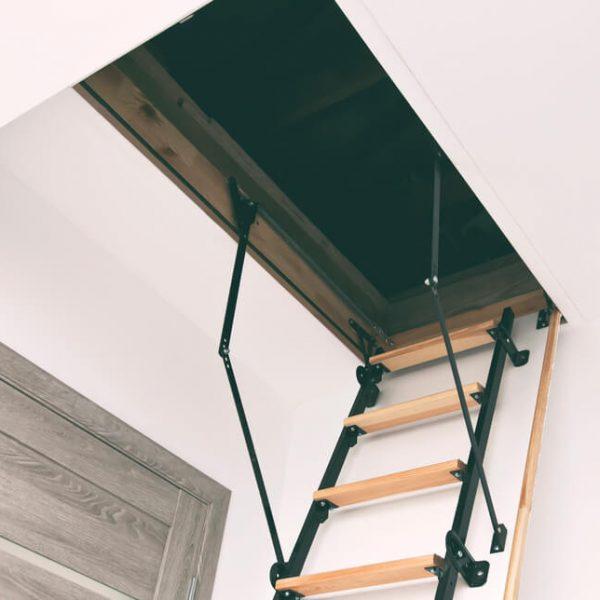 schody Fakro montáž Bratislava Profi montáže
