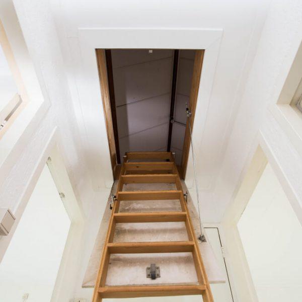 schody na povalu montáž Bratislava Profi montáže