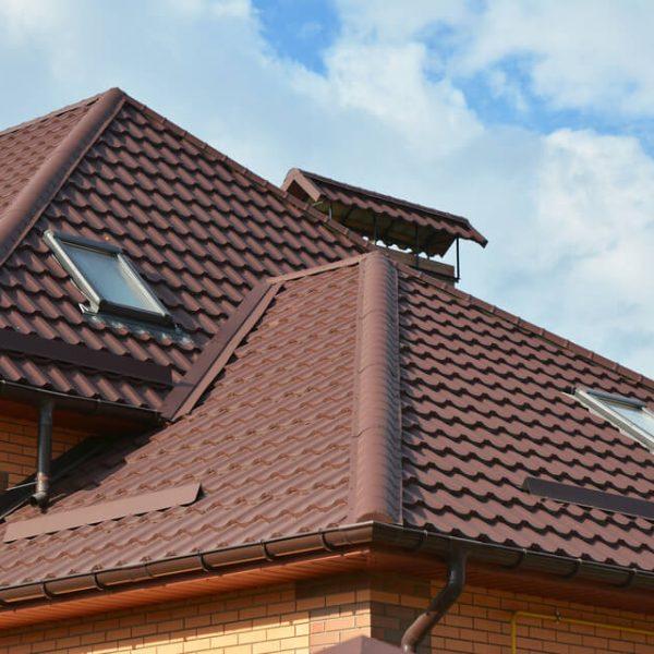 Úžľabie strechy montáž Bratislava