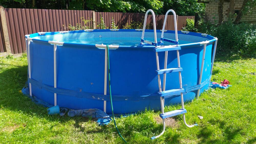 Montáž bazénu Intex Bratislava