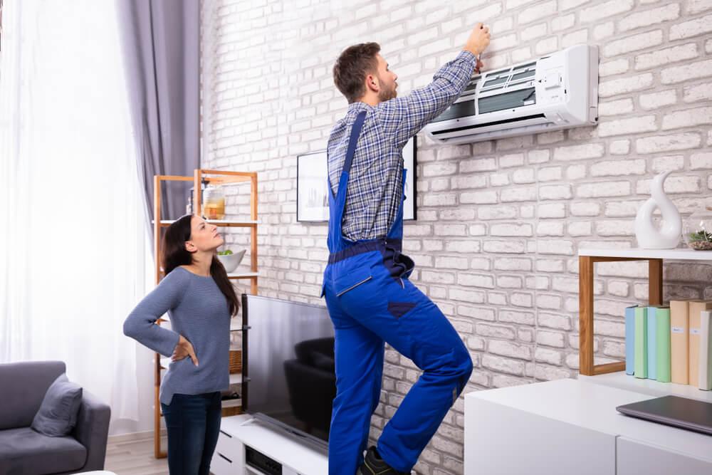 montáž klimatizácie Nové Zámky Profi montáže
