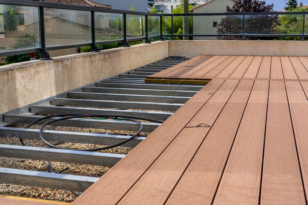 montáž terasovej podlahy Bratislava Profi montáže