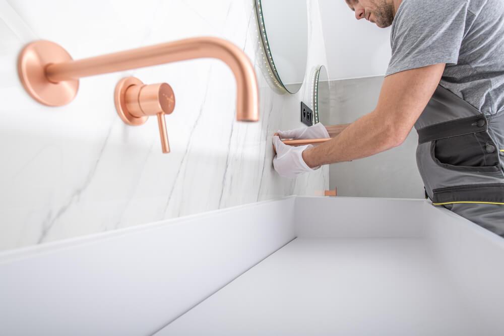Montáž umývadlovej batérie drezovej Profi montáže