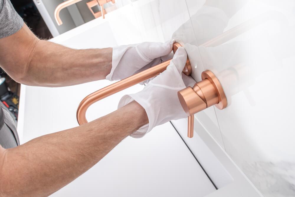 Montáž vaňovej batérie Bratislava sprchovej Profi montáže